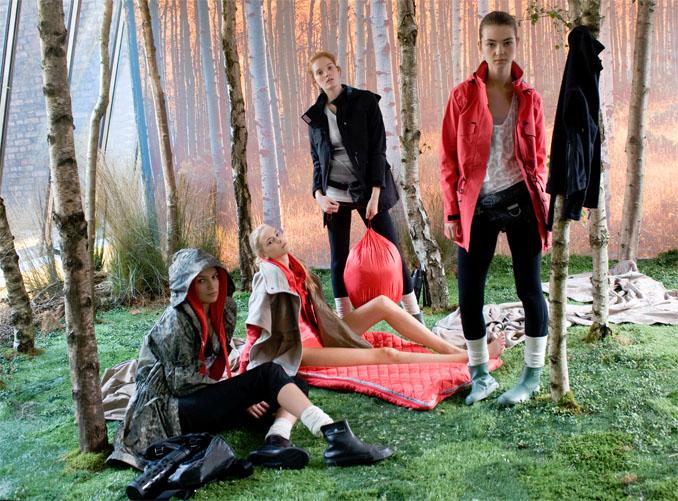 Draußen daheim mit Outdoor-Bekleidung von Stella McCartney für adidas ©adifans