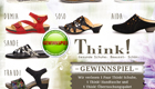 Schuhe gewinnen:Nachhaltigkeit für die Füße