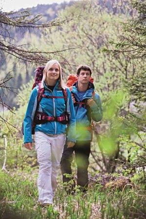 Vaude: Umweltfreundliche Bergsport-Bekleidung und CO2-Kompensation.
