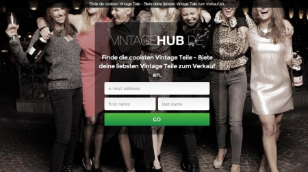Vintage Hub: Vintage oder Second Hand Mode