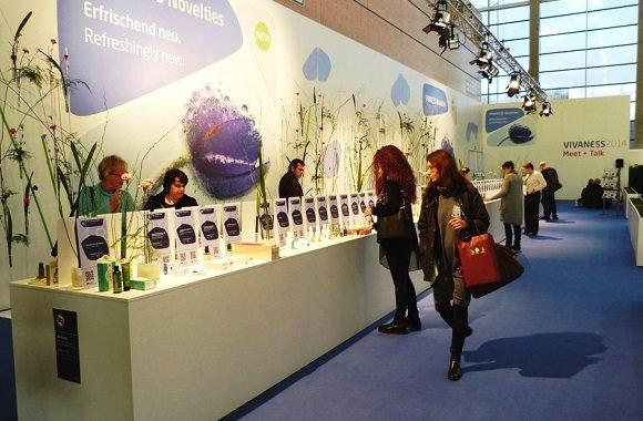 Vivaness Naturkosmetik Messe in Nürnberg zeigt die Trends 2014