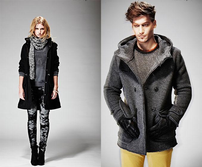 Für modebewusste Frauen und Männer. Absolut stylish und casual © wunderwerk.com