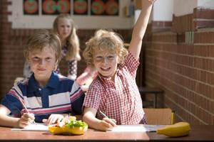 Kinder gesund ernähren Schule