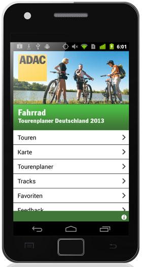 App_Fahrrad_Tourenplaner