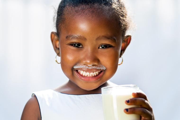 Solar-Gefriertruhe kühlt täglich 40 Liter Milch