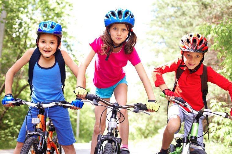 Fahrrad statt Elterntaxi Projekt für den Klimaschutz
