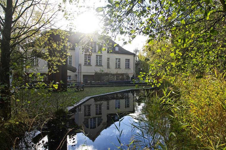 Die Hochschule in Eberswalde gilt als Nachhaltigkeitspionier