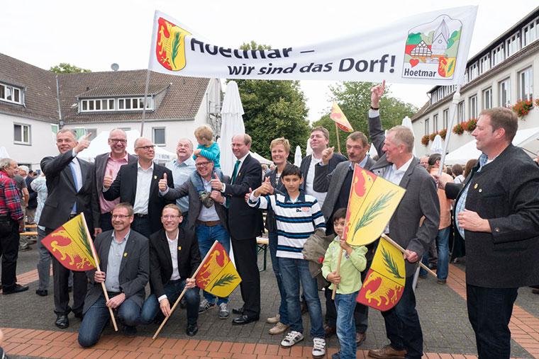 Das Golddorf Hoetmar