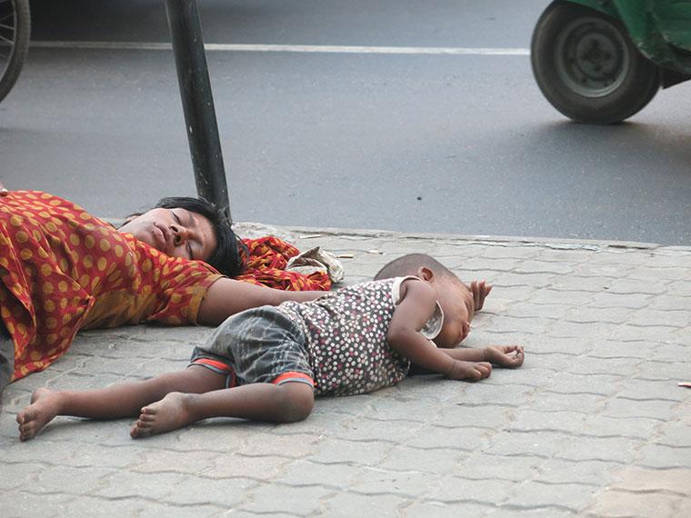 So sieht Armut aus