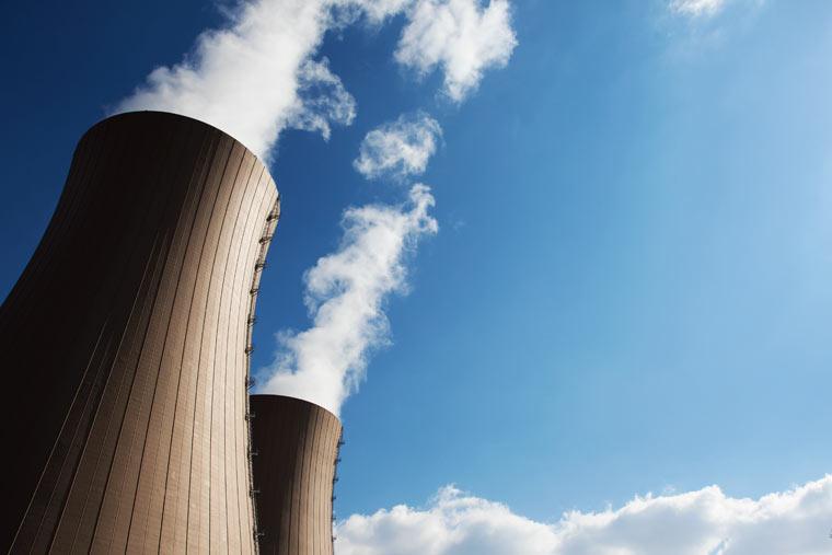 Schluss mit Atomkraft in Hessen - Abbau KKW Biblis
