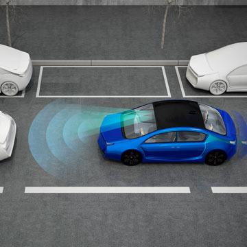Autonome und elektrische Fahrzeugmodelle in Entwicklung