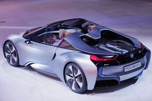 Der neue BMW i8 ist besonders nachhaltig © Lintao Zhang/ iStock/ Thinkstock
