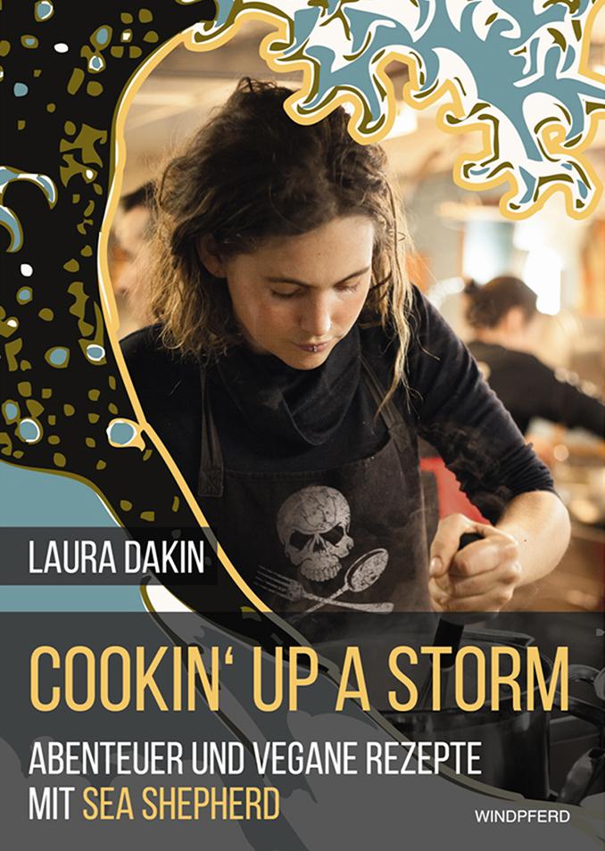 Laura Dakins Abenteuer und vegane Rezepte