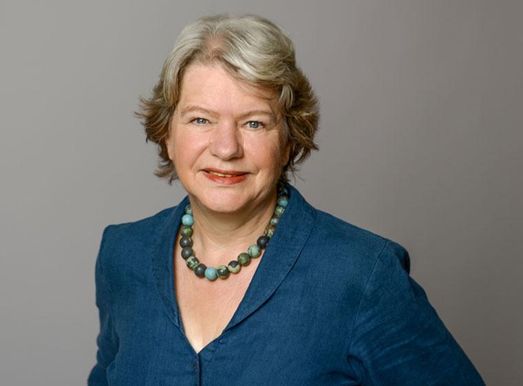 Beatrix Tappesser gratulierte dem HVNL und bedankte sich für dessen 25-jähriges Engagement für den Naturschutz