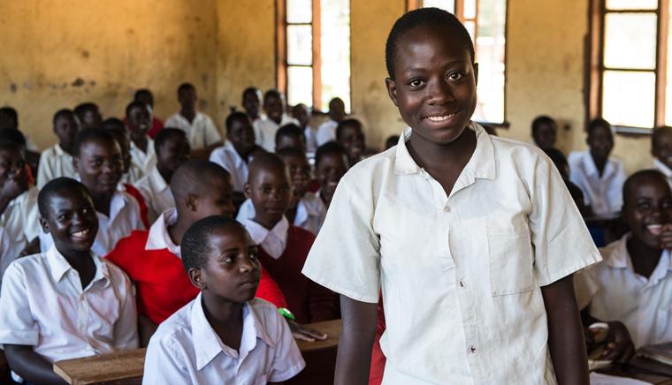 Das Bildungsprojekt ermöglicht Jugendlichen eine Ausbildung