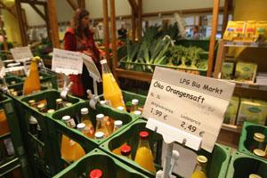 Bio-Lebensmittel sind gesünder © Sean Gallup/ Getty Images News/ Thinkstock