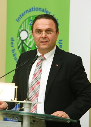 Biofach Hans-Peter Friedrich
