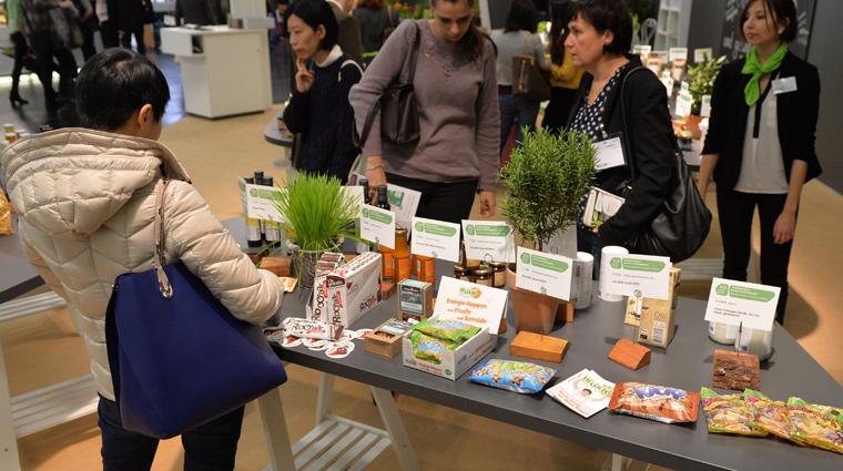 Die Biofach findet von 10. bis 13. Februar 2016 im Messezentrum Nürnberg statt und ist eine reine Fachmesse.