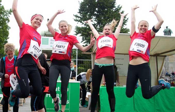 Avon Running gegen Brustkrebs