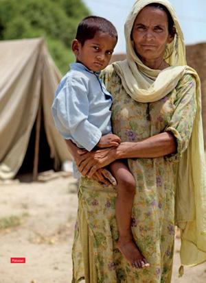 Save the Children und C&A