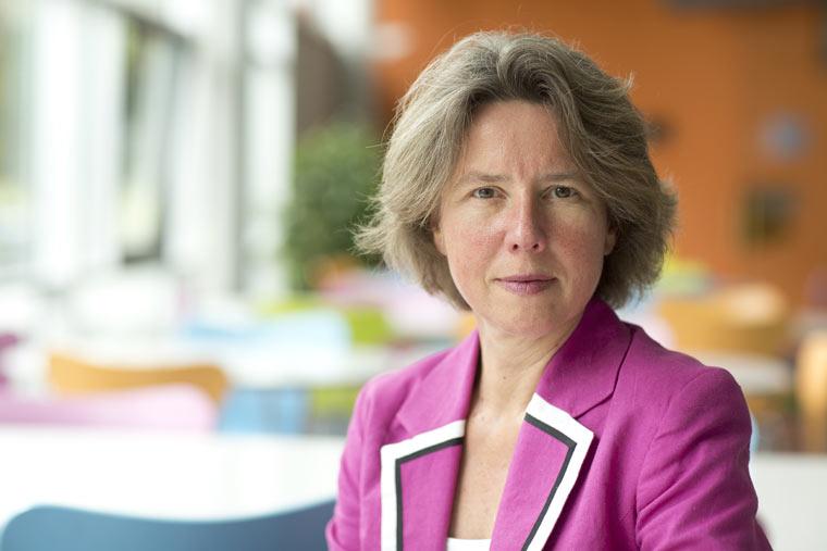 Prof. Dr. Carola Strassner, Wissenschaftlerin vom Fachbereich Oecotrophologie ? Facility Management der FH Münster