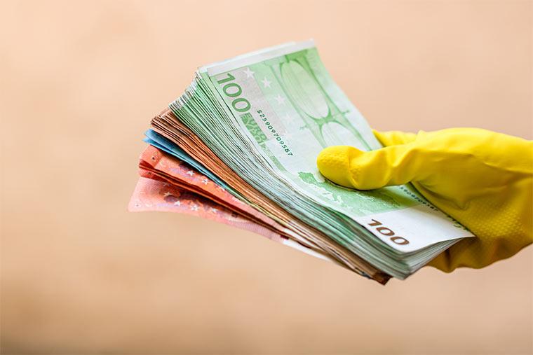 Corona Finanzhilfe