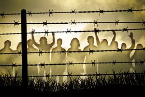Die EU hat zwei Milliarden in den Bau von Zäunen und Grenzkontrollen investiert © Benjamin Haas/ Hemera/ Thinkstock