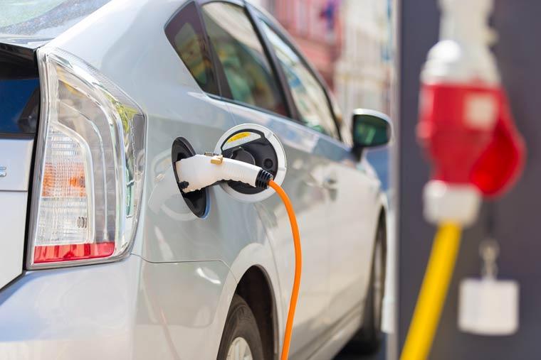 Fördermittel für Elektrofahrzeuge