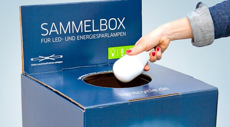 Neues Elektrogesetz regelt Recycling