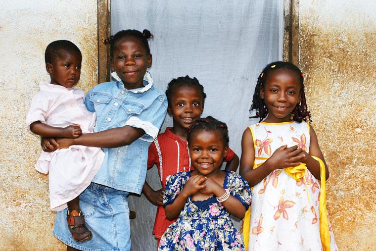 Nachhaltige Entwicklung verbessert die Lebensbedingungen in Entwicklungsländern