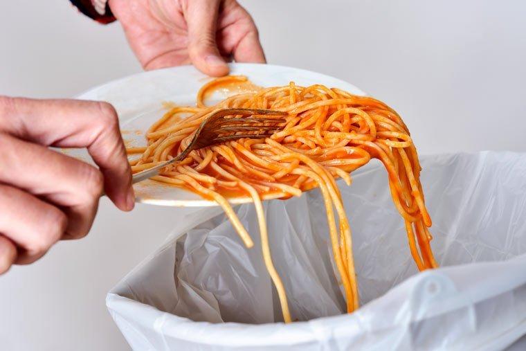 Lebensmittelabfälle reduzieren