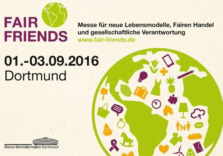 Fair Friends in Dortmund