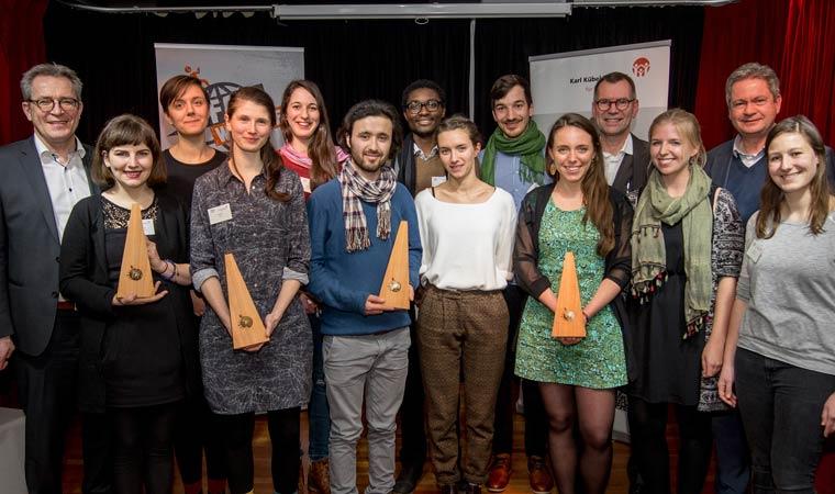 FAIRWANDLER Preis 2018 für eine gerechte Welt