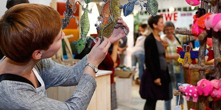Fair-Trade Messe plant innovatives Programm