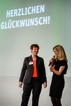 Anja Backhaus Inge Niedek Fahrradpreis