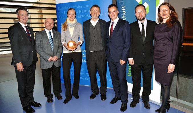 Greentec award Fraunhofer-Institut