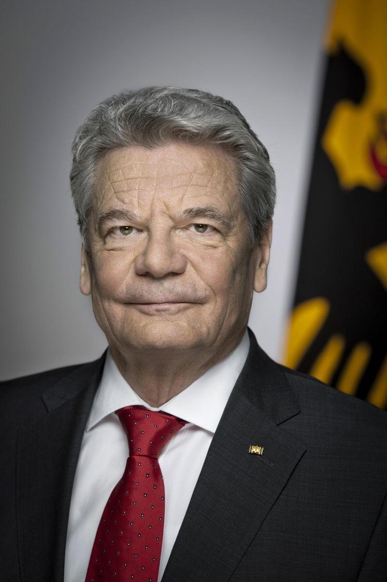 Der Bundespräsident Joachim Gauck ©Presse- und Informationsamt der Bundesregierun