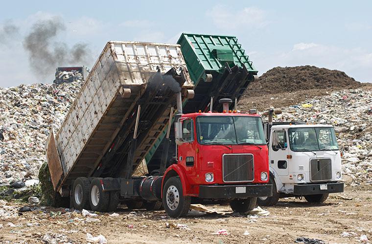 Alte Mülldeponie in Arnsberg soll zurückgebaut werden.
