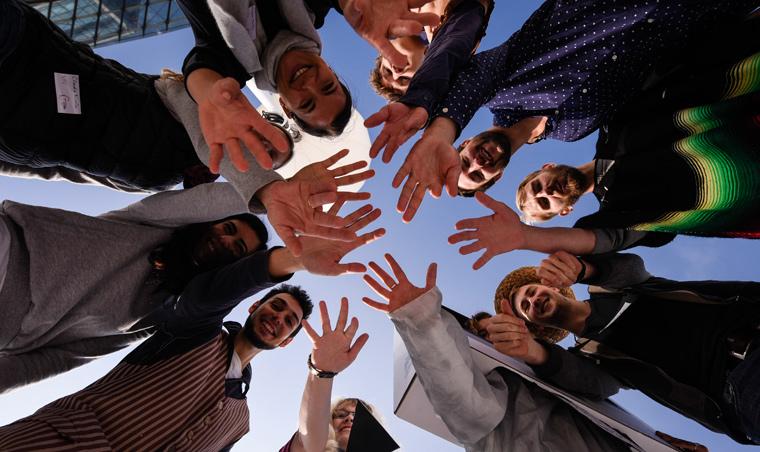 Gemeinsam sind wir stark! Unter diesem Motto lassen sich die Herausforderungen der Zukunft meistern