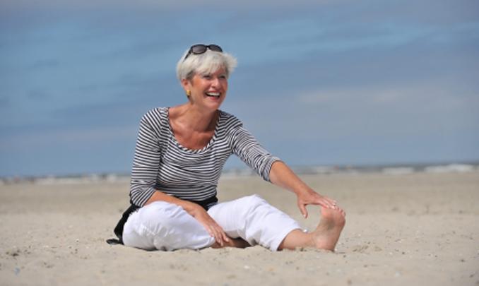 Eco Woman Juist Wellness Woche