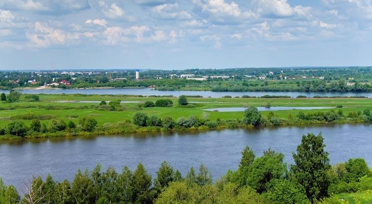 Flüsse sind Lebensräume für verschiedenste Tier- und Pflanzenarten und viele von ihnen sind bedroht