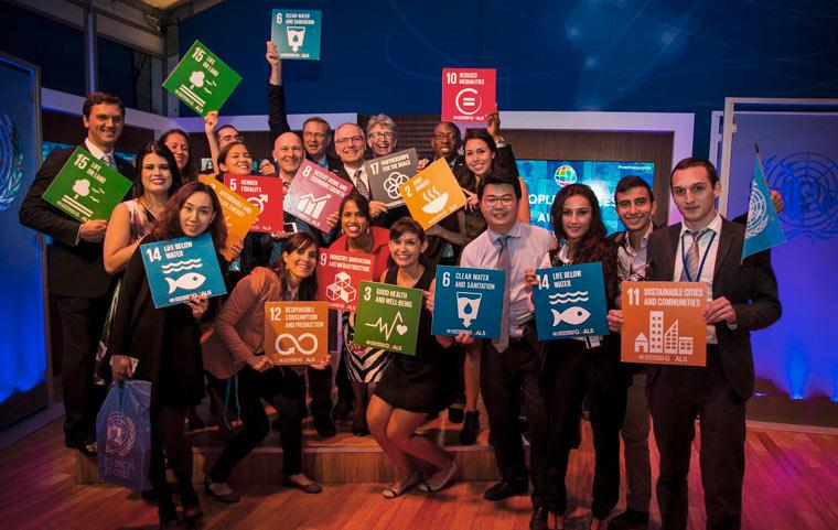 Global Festival of Action für lebenswerte Zukunft