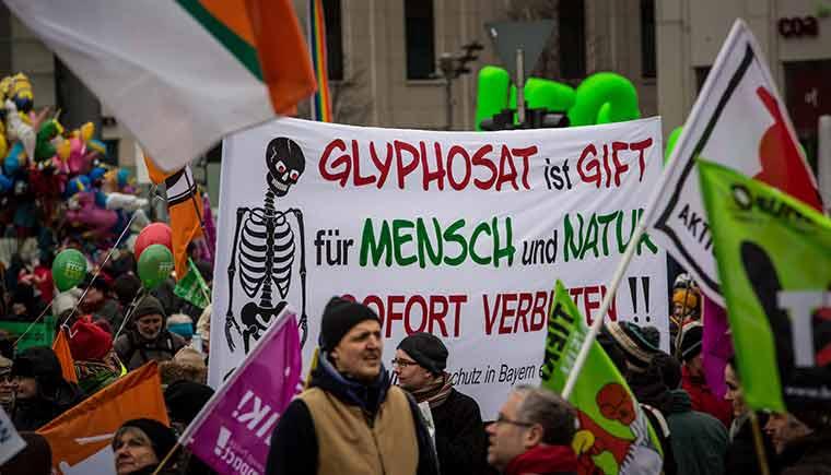 Petition gegen Glyphosat