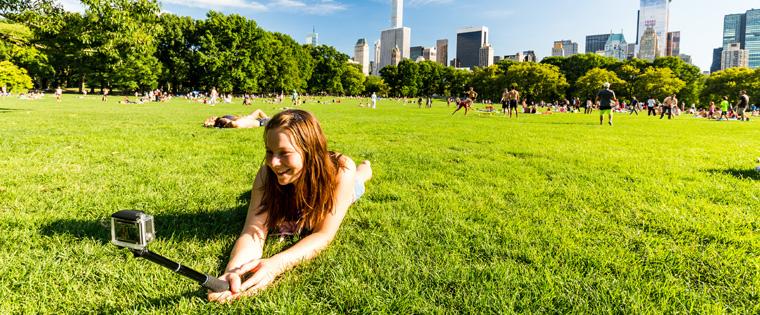 Lieben im Gras, Internationale Grünlandtage in Frankreich
