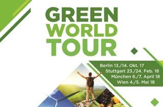 Nachhaltige Messereihe in Deutschland und Österreich
