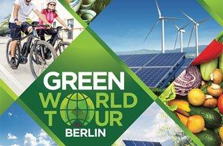 Nachhaltige Einblicke auf der Green World Tour Messe in Berlin