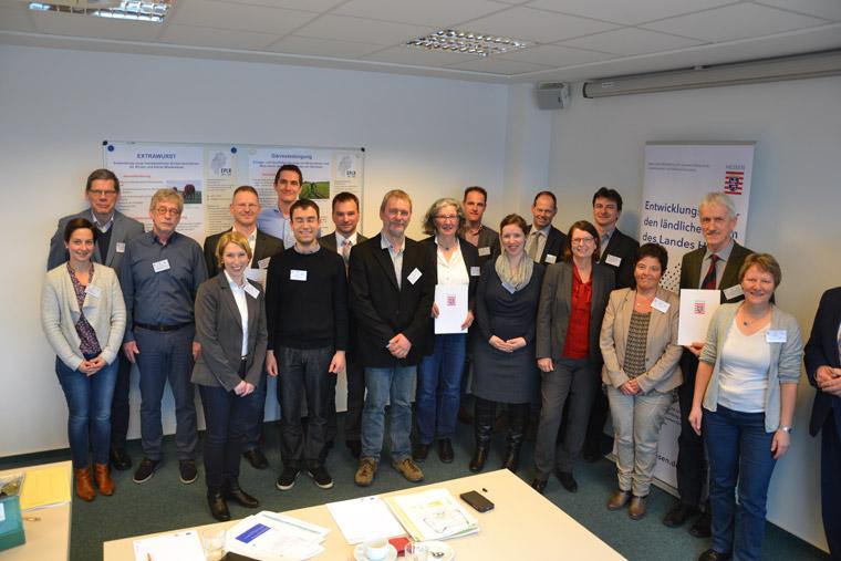 Die besten Konzepte für eine innovative Landwirtschaft werden in Hessen mit Landesgeldern gefördert