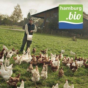 Hamburg auf dem Weg zum Bio-Stadtstaat