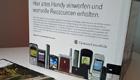 Kirchen sammeln alte Handys