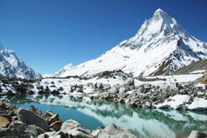 Das Himalaya-Gebirge